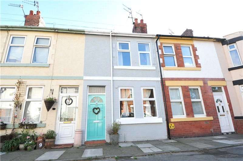 2 Bedrooms Terraced House for rent in Ridley Grove, West Kirby, Wirral