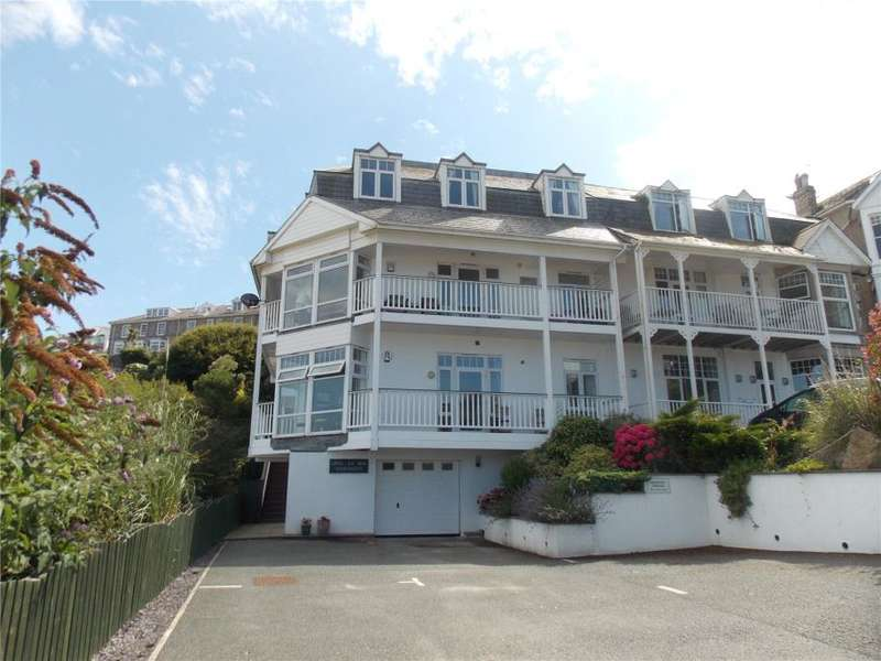 2 Bedrooms Flat for sale in Gwel An Mor, Primrose Valley, St Ives