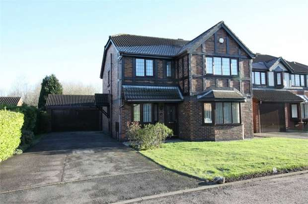 4 Bedrooms Detached House for sale in Glencourse Drive, Fulwood, Preston, Lancashire