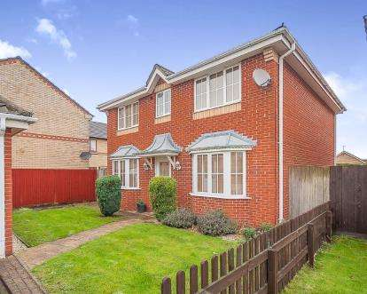 4 Bedrooms Detached House for sale in Park Farm Way, Peterborough, Cambridgeshire, United Kingdom