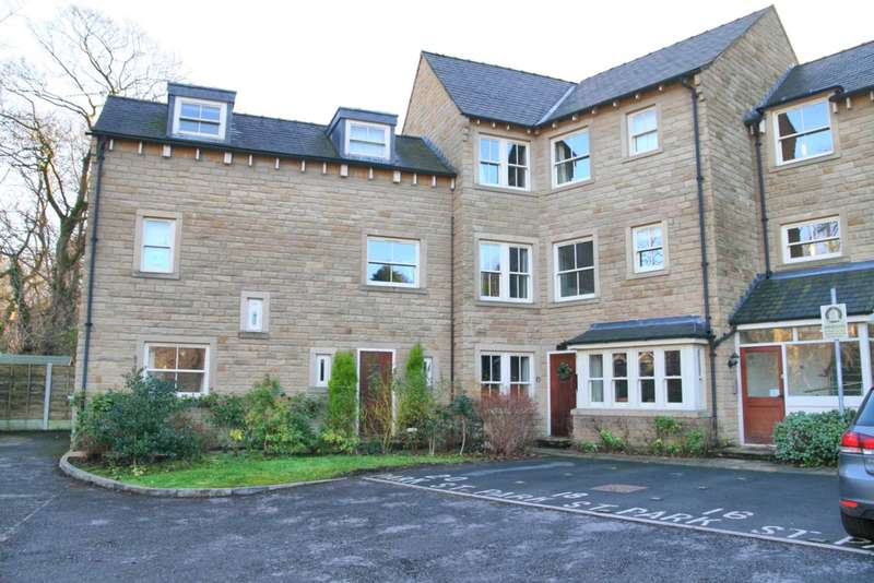 2 Bedrooms Flat for sale in Park Street, Bollington