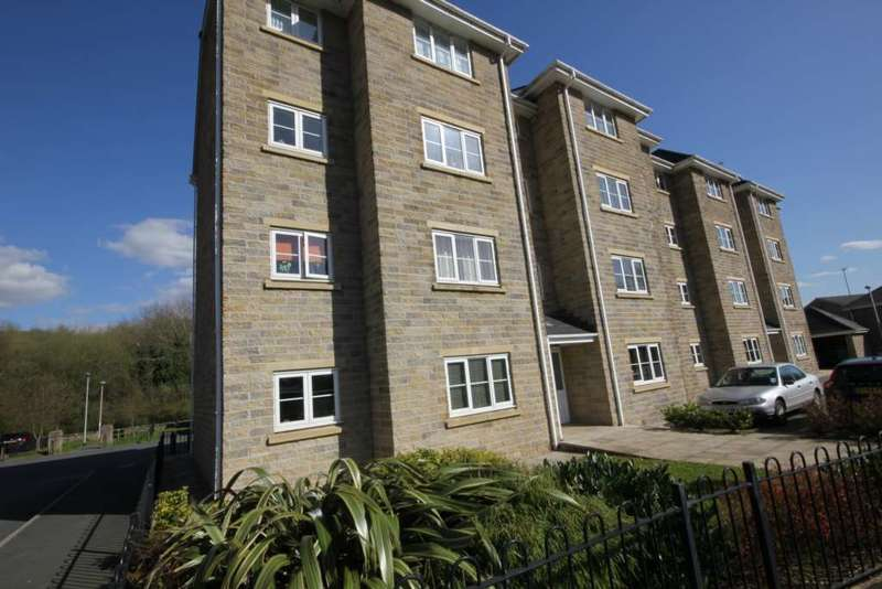 2 Bedrooms Apartment Flat for sale in Three Counties Road, Ashton Under Lyne