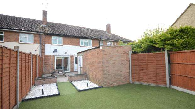 3 Bedrooms Terraced House for sale in Clewer New Town, Windsor, Berkshire