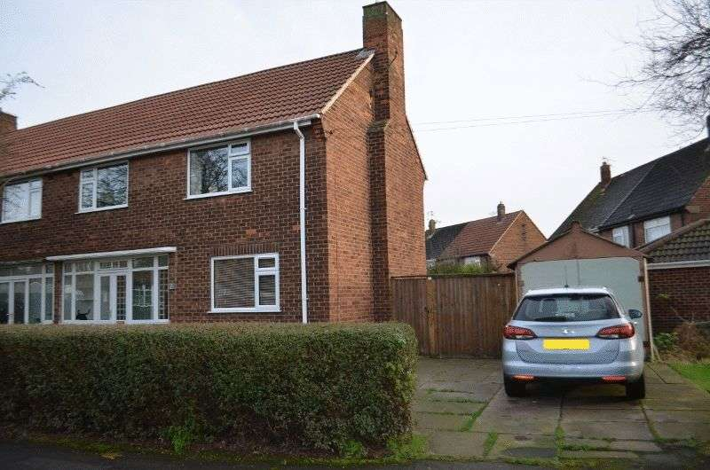 3 Bedrooms Semi Detached House for sale in Bardney Avenue, Scunthorpe