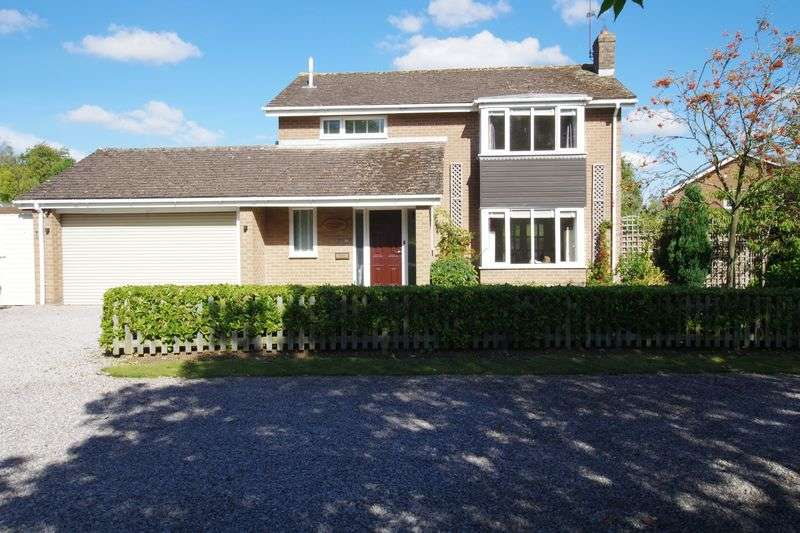 3 Bedrooms Detached House for sale in Broome Manor
