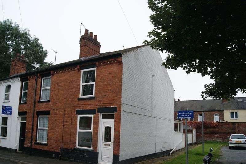 2 Bedrooms House for sale in Percy Street, Lincoln