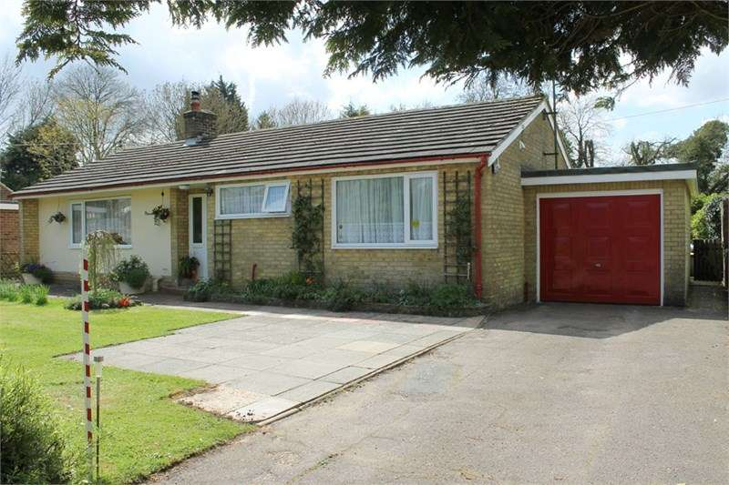 3 Bedrooms Detached Bungalow for sale in Etchinghill