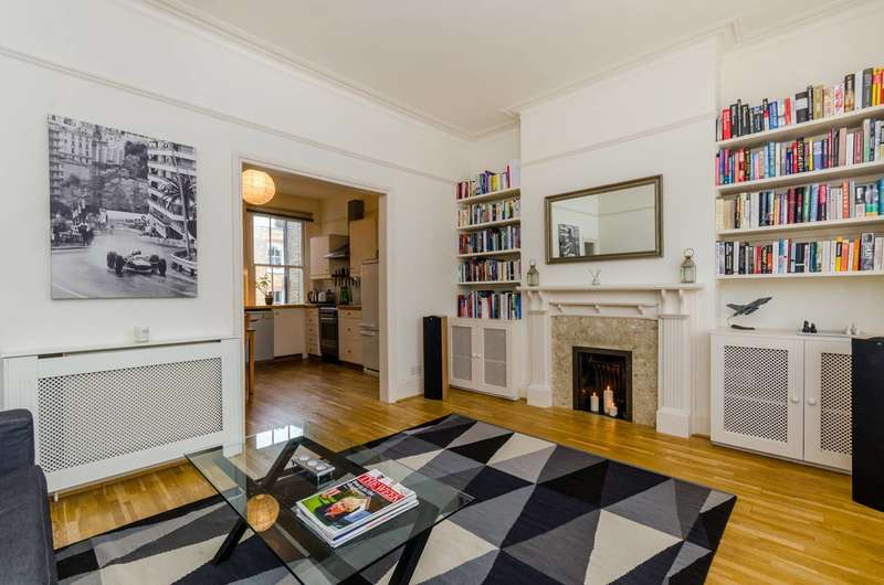 3 Bedrooms Flat for sale in Mirabel Road, Fulham, SW6
