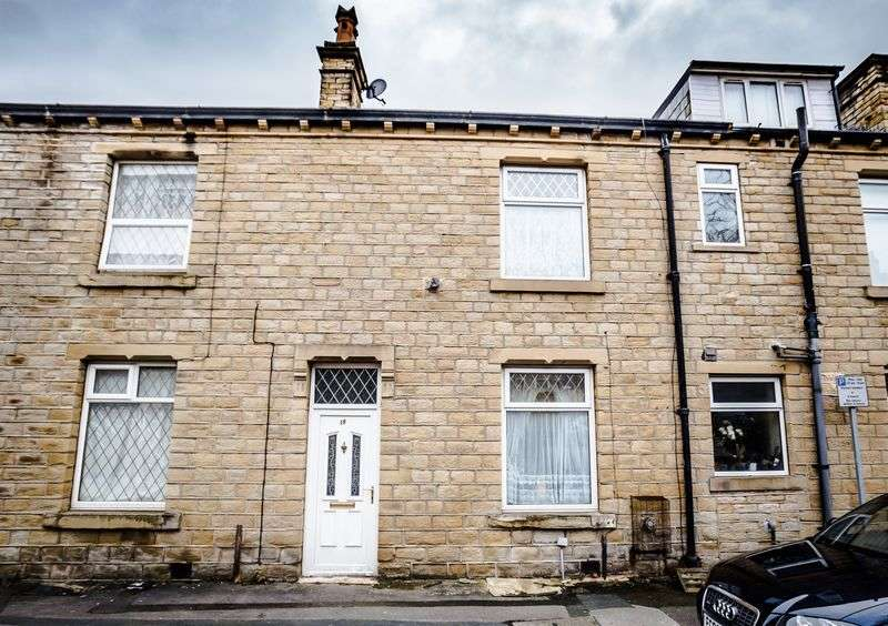 2 Bedrooms Terraced House for sale in Nursery Street, Huddersfield
