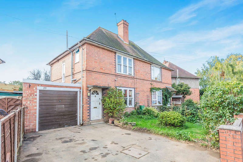 3 Bedrooms Semi Detached House for sale in Stallard Road, Worcester, WR2