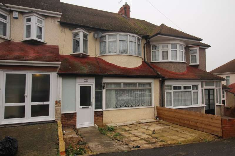 3 Bedrooms Property for sale in Blenheim Avenue, Chatham, ME4