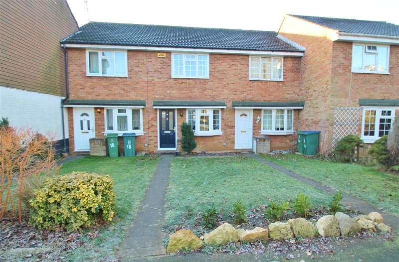 2 Bedrooms Terraced House for sale in Redshaw Close, Buckingham