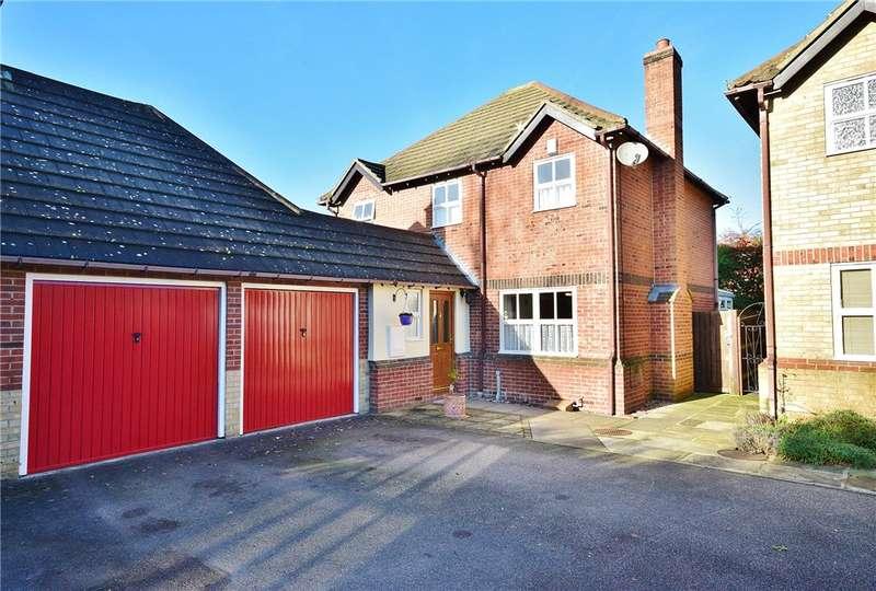 4 Bedrooms Detached House for sale in Bishop's Stortford