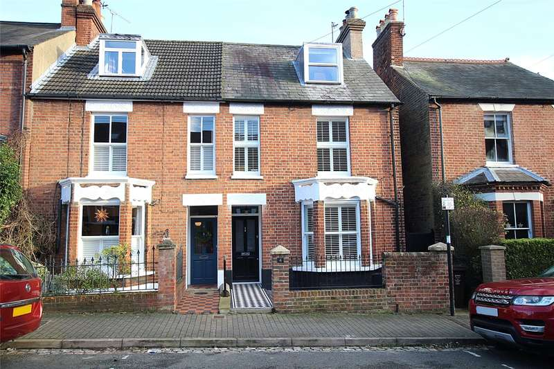 3 Bedrooms Semi Detached House for sale in Liverpool Road, St. Albans, Hertfordshire, AL1