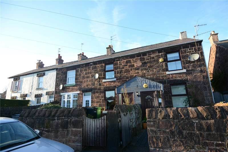 2 Bedrooms Terraced House for rent in Sandy Lane, Heswall, Wirral