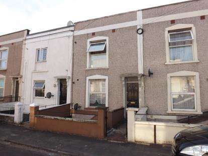 1 Bedroom Flat for sale in Walton Street, Easton, Bristol