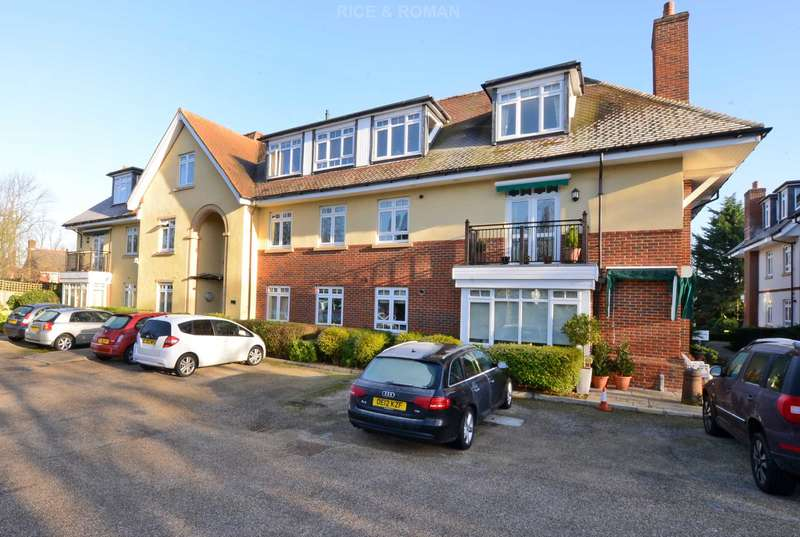 2 Bedrooms Retirement Property for sale in Church Road, Claygate