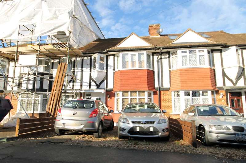 3 Bedrooms Terraced House for sale in Dudley Drive, Morden