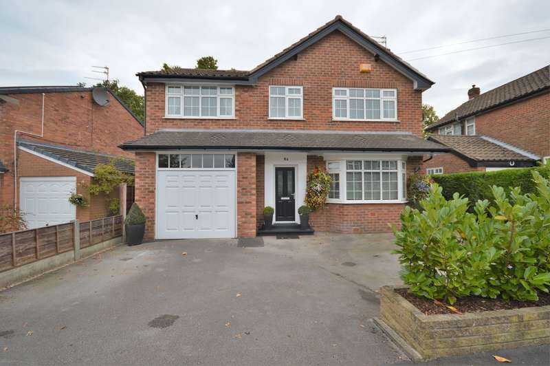5 Bedrooms Detached House for sale in Marlborough Avenue, Cheadle Hulme