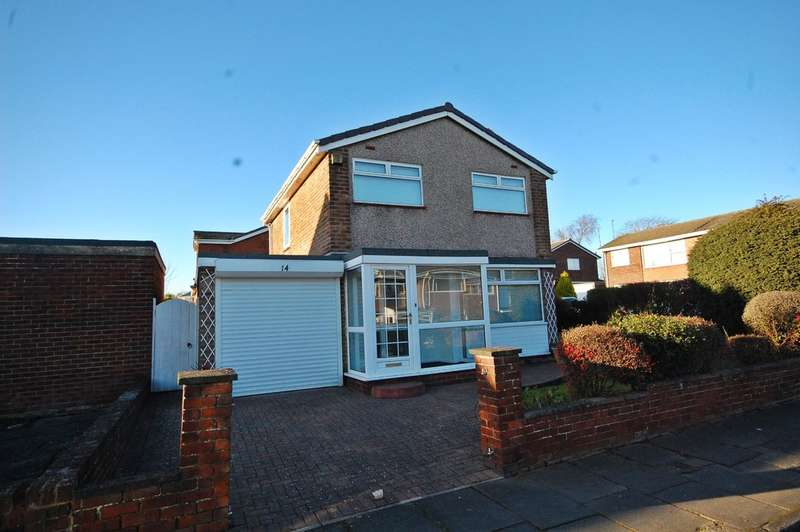 3 Bedrooms Detached House for sale in Richmond Road, Newton Hall, Durham
