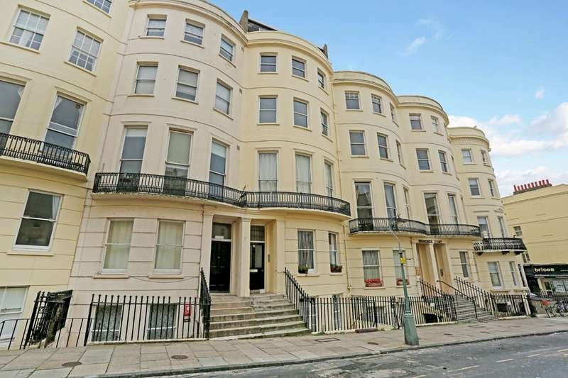 1 Bedroom Flat for sale in Brunswick Place, Hove