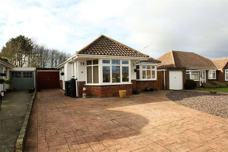 2 Bedrooms Detached Bungalow for sale in Glynde Avenue, Goring-By-Sea, Worthing, BN12