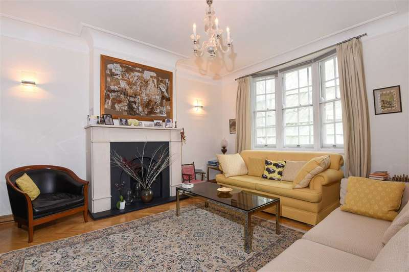 4 Bedrooms Flat for sale in Rodney Court, London, W9