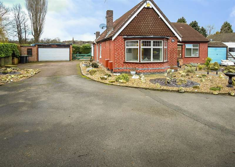 2 Bedrooms Bungalow for sale in Park Street, Stapleford