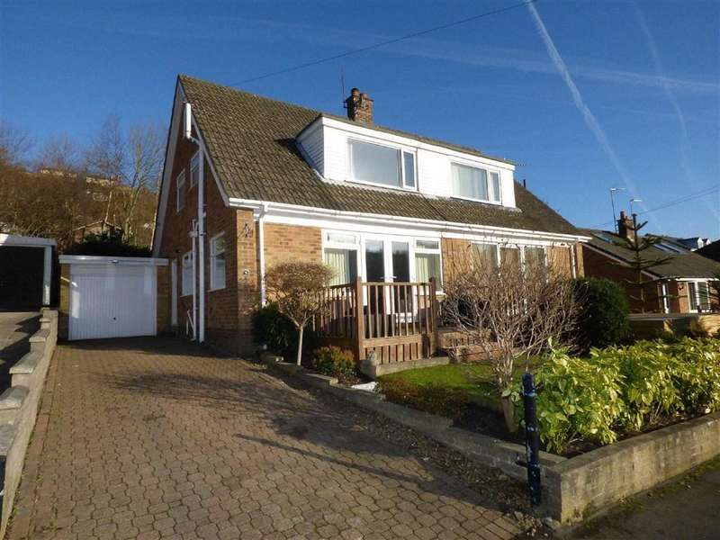 3 Bedrooms Property for sale in Woodroyd Drive, Wheatley, Halifax, West Yorkshire, HX3
