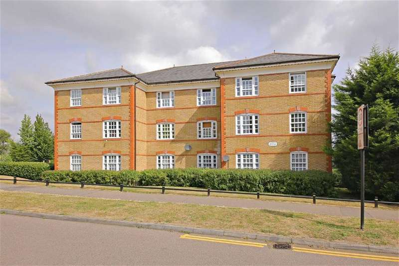 2 Bedrooms Flat for sale in Aspen House, Winchmore Hill, London