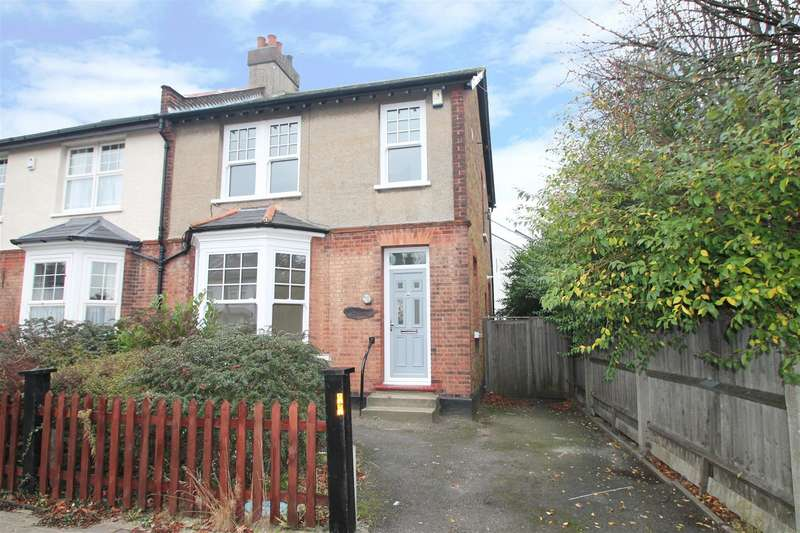 3 Bedrooms Property for sale in Barrowell Green, Winchmore Hill, London N21