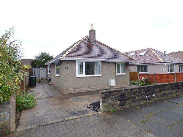 2 Bedrooms Detached Bungalow for sale in Sizergh Road, Bare, Morecambe, LA4 6TL