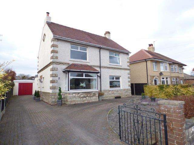 4 Bedrooms Detached House for sale in Hest Bank Road, Bare, Morecambe, Lancashire, LA4 6HJ