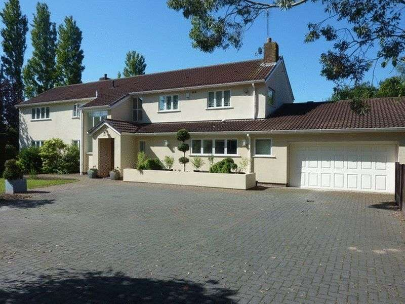 4 Bedrooms Detached House for sale in Croft Drive West, Caldy, Wirral