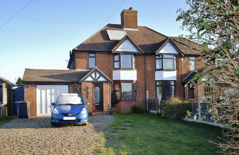 3 Bedrooms Semi Detached House for sale in Radnage