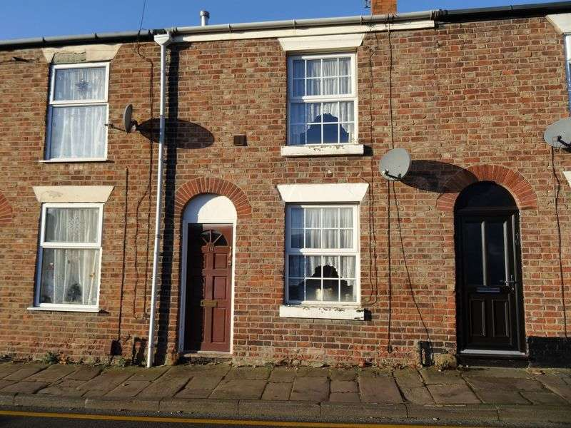 1 Bedroom Terraced House for sale in Water Street, Macclesfield
