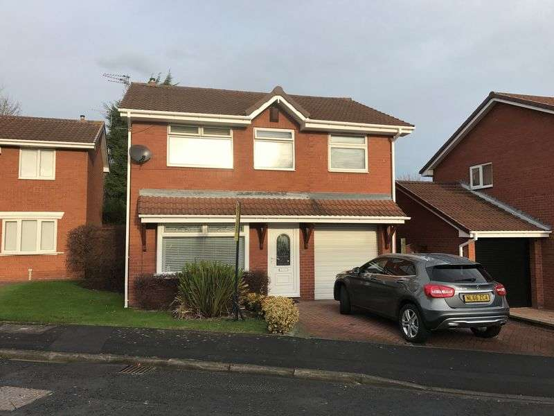 4 Bedrooms Detached House for sale in Beechwood Close, Jarrow