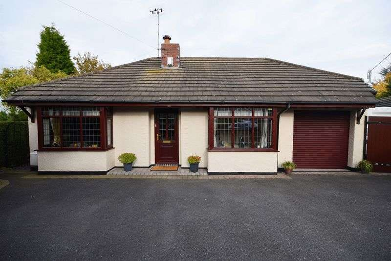 3 Bedrooms Detached Bungalow for sale in Rosewood Avenue, Stockton Brook