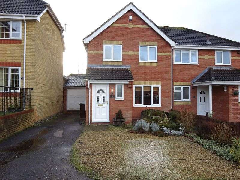3 Bedrooms Semi Detached House for sale in Melton Drive, Taverham, Norwich