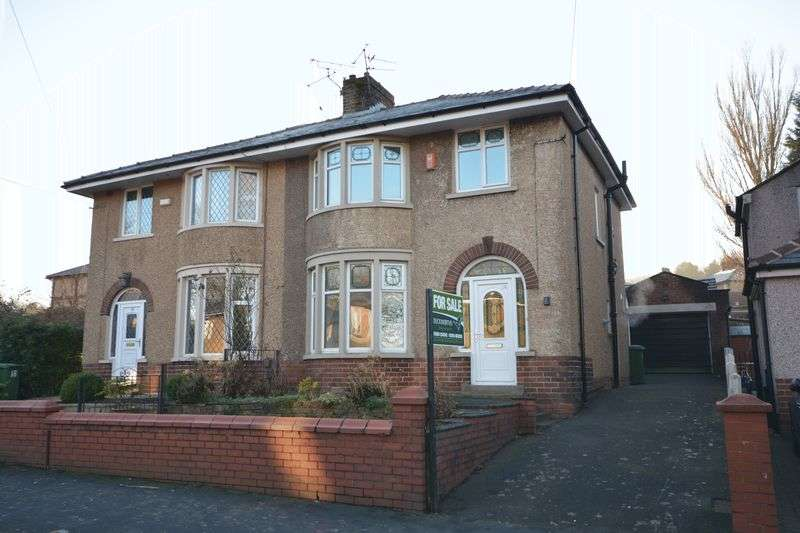3 Bedrooms Semi Detached House for sale in Mayfield Avenue, Oswaldtwistle