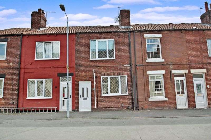 3 Bedrooms Terraced House for sale in Dickinson Terrace, Featherstone