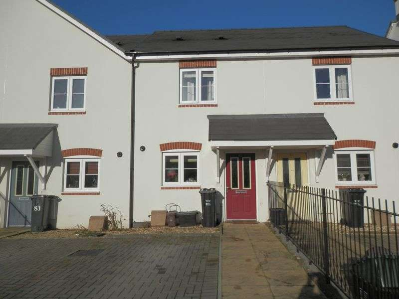 2 Bedrooms Terraced House for sale in Hythe Wood, Cheddar
