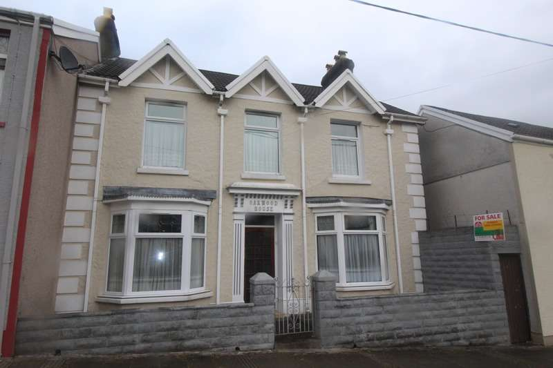 4 Bedrooms Link Detached House for sale in Davis Street, Aberdare, Rhondda Cynon Taf, CF44