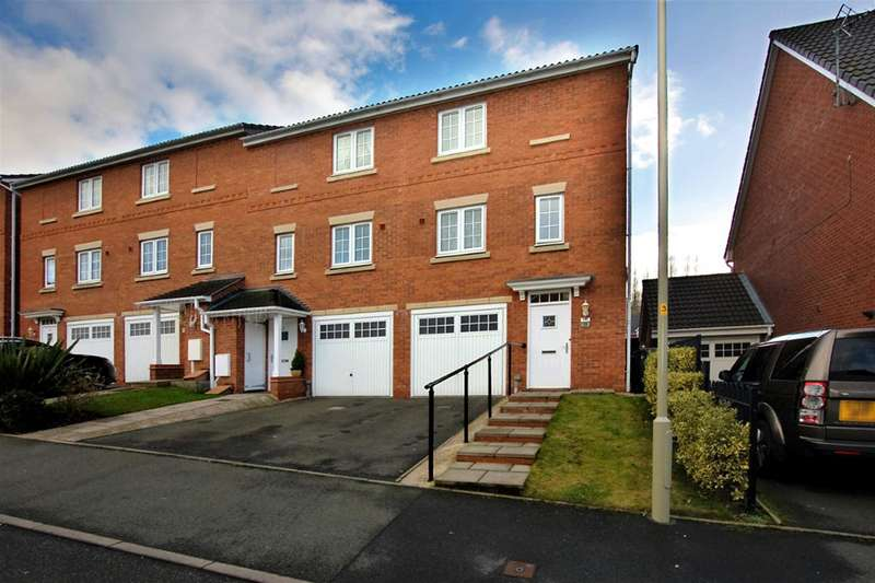 3 Bedrooms End Of Terrace House for sale in Henzel Croft , Brierley Hill, West Midlands, DY5 3AL