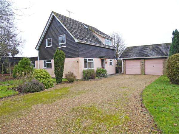 4 Bedrooms Detached House for sale in Heath Close, Hessett, BURY ST. EDMUNDS IP30 9BL
