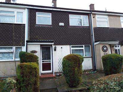 3 Bedrooms Terraced House for sale in Arrow Close, Marsh Farm, Leagrave, Bedfordshire