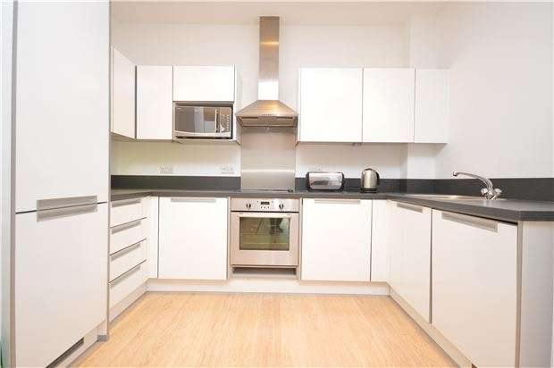 2 Bedrooms Flat for sale in Crown Mill, London Road, Mitham, CR4