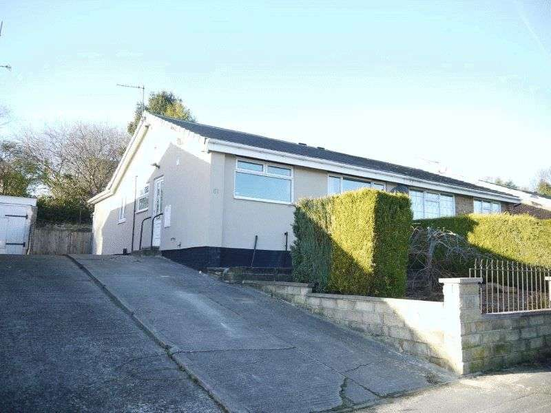 3 Bedrooms Semi Detached Bungalow for sale in Oakdale Drive, Bradford BD10 0JF