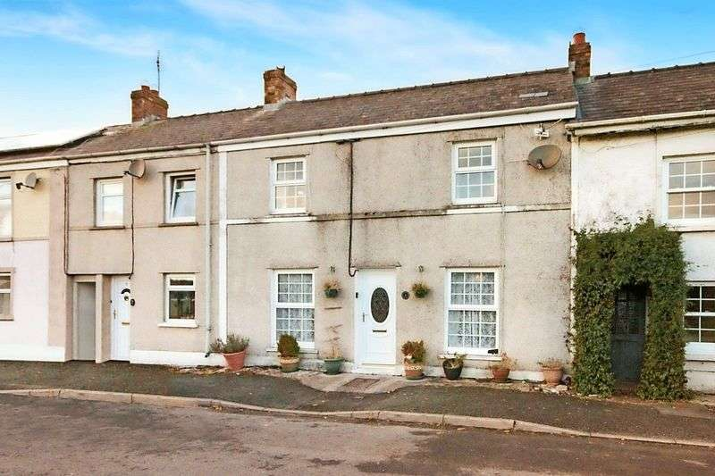 3 Bedrooms Terraced House for sale in High Street, SA33 5ND