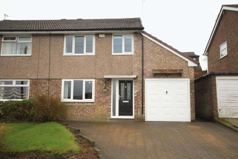 3 Bedrooms Semi Detached House for sale in INGLEFIELD, Norden, Rochdale OL11 5XL